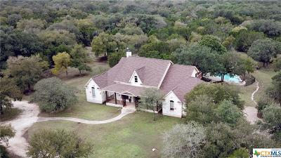 Jarrell Single Family Home For Sale: 115 Palomino