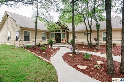 Belton TX Single Family Home For Sale: $625,000