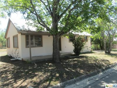 Lampasas Single Family Home For Sale: 1108 Bridge