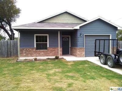 Lampasas Single Family Home For Sale: 614 Briggs