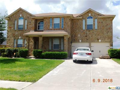 Killeen TX Single Family Home For Sale: $229,400