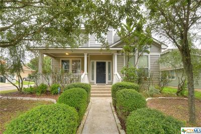 Kyle Single Family Home For Sale: 770 Fairway