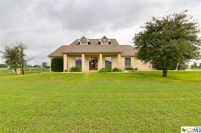 Belton TX Single Family Home For Sale: $479,721
