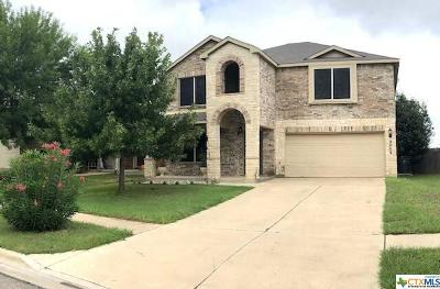 Killeen Single Family Home For Sale: 2409 Price Drive