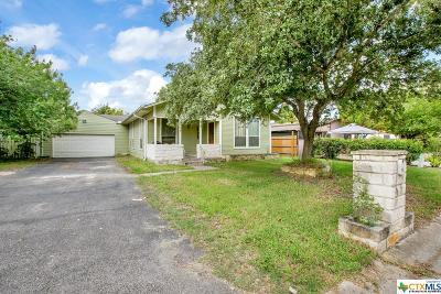 Single Family Home For Sale: 906 Hueco Drive