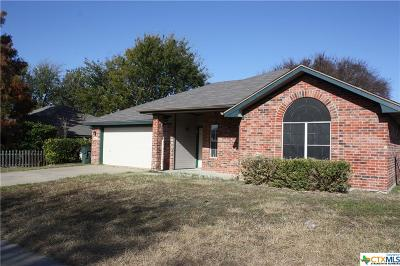Killeen Single Family Home For Sale: 4207 Glennwood Drive
