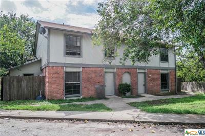 Killeen Multi Family Home For Sale: 4501 Hunt
