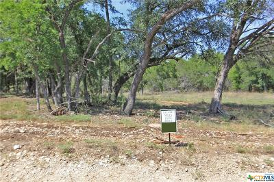 Salado Residential Lots & Land For Sale: 2024 T.h. Jones Mill Way