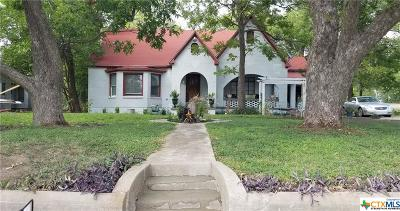 Temple Single Family Home For Sale: 1304 E Adams Avenue