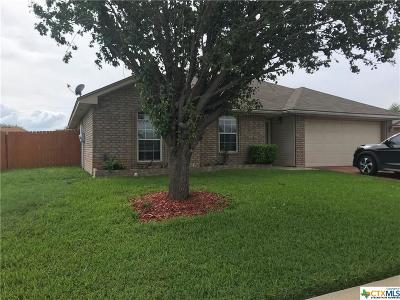 Killeen Single Family Home For Sale: 4106 Water Oak Drive