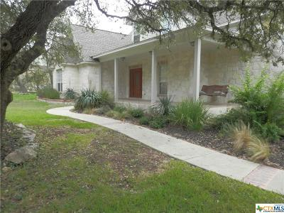 New Braunfels Rental For Rent: 230 River Chase Way