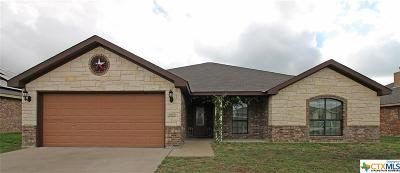 Killeen Single Family Home For Sale: 6610 Alvin Drive