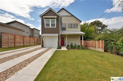 Austin Condo/Townhouse For Sale: 5205 Samuel Huston #A