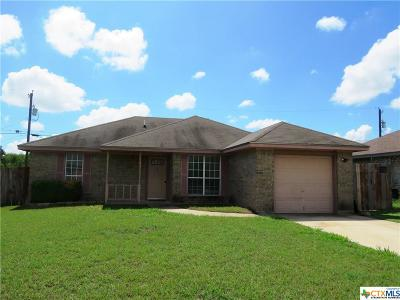Killeen Single Family Home For Sale: 4704 Ridgehaven Dr