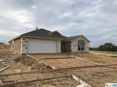 Killeen Single Family Home For Sale: 6703 John Adair