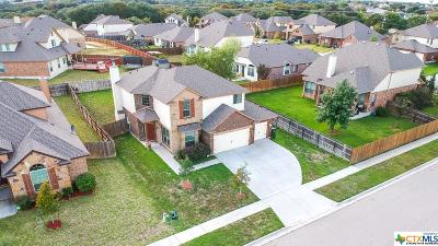 Killeen Single Family Home For Sale: 6609 Golden Oak