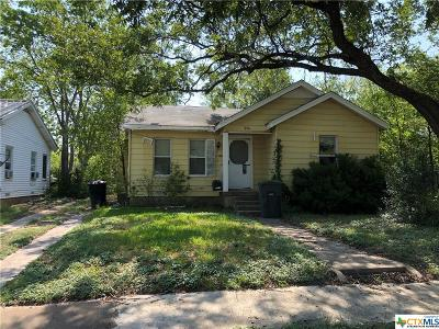 Temple Single Family Home For Sale: 901 S 43rd