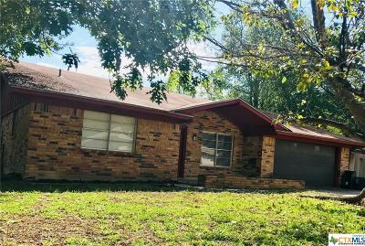 Belton Single Family Home For Sale: 204 Montrose