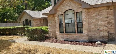 Harker Heights Single Family Home For Sale: 808 Love