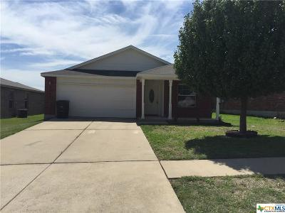 Killeen Single Family Home For Sale: 2202 Maedell