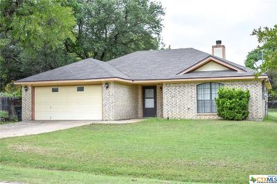 Harker Heights Single Family Home For Sale: 4310 Lakecliff Drive