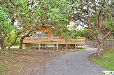 Canyon Lake Single Family Home For Sale: 1142 Amanda