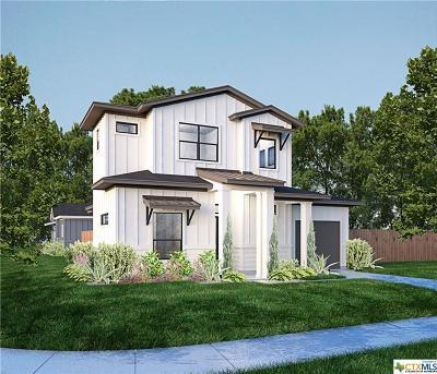 Austin Single Family Home For Sale: 1121 Estes #A