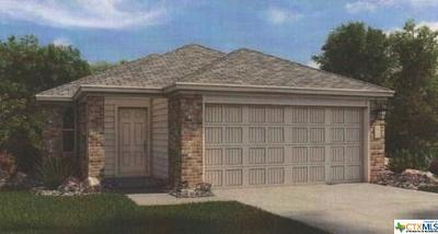 Jarrell Single Family Home For Sale: 208 Star Pass