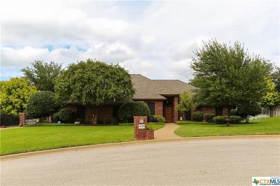Harker Heights Single Family Home For Sale: 603 Dingo Circle