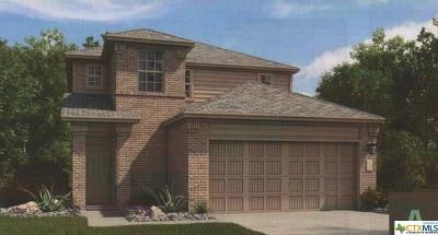 Jarrell Single Family Home For Sale: 213 Star Pass