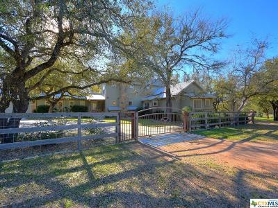 Wimberley Single Family Home For Sale: 2300 Windmill Run