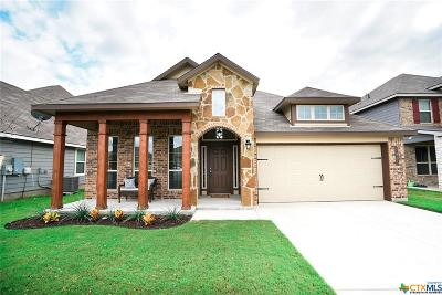 Temple TX Single Family Home For Sale: $189,400
