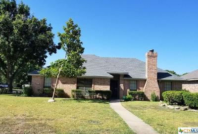 Temple Single Family Home For Sale: 4526 Lone Star Trl