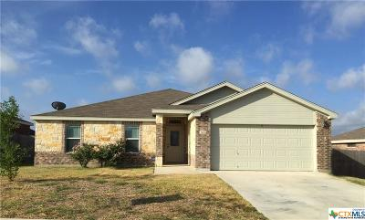 Killeen TX Single Family Home For Sale: $159,900