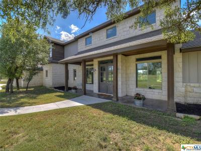 Burnet County Single Family Home For Sale: 102 Oak Meadow Trail