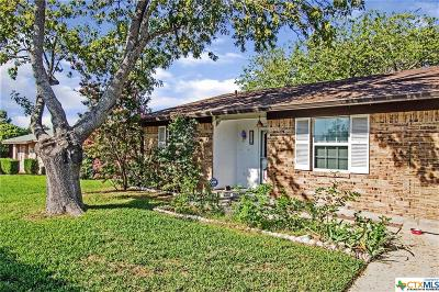 Copperas Cove Single Family Home For Sale: 1909 Henry Street