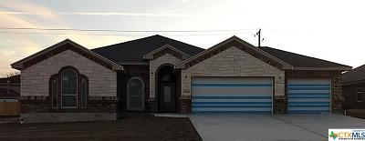 Killeen Single Family Home For Sale: 5908 La Roea