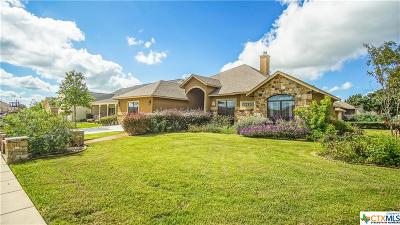 New Braunfels Single Family Home For Sale: 2210 Garden Gate