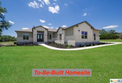 New Braunfels Single Family Home For Sale: 1390 Merlot