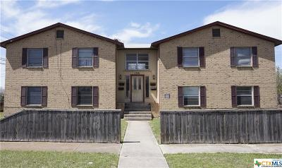 Killeen Multi Family Home For Sale: 1701 Kirk Avenue
