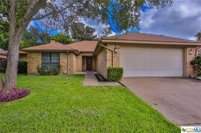 Temple Single Family Home For Sale: 3313 Pecan Valley