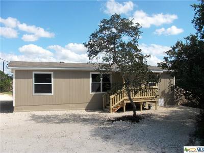 Canyon Lake Single Family Home For Sale: 1141 Ramble