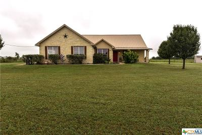 Jarrell Single Family Home For Sale: 1410 County Road 332