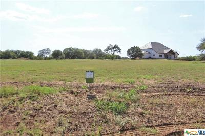 Salado Residential Lots & Land For Sale: 2005 T.h. Jones Mill Way