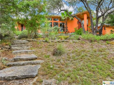 Canyon Lake Single Family Home For Sale: 1564 Crossbow
