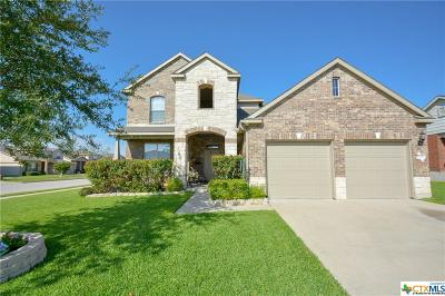 Killeen Single Family Home For Sale: 6309 Taree