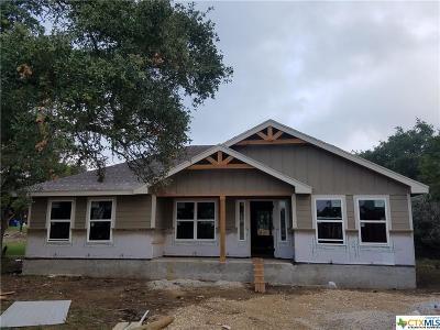 Canyon Lake Single Family Home For Sale: 1153 Eagle Flight