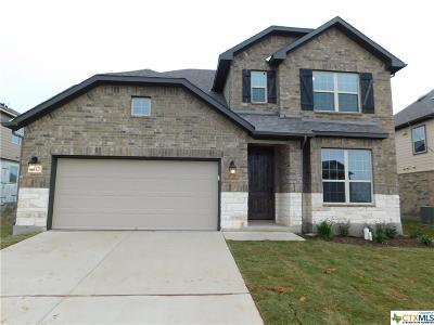 Schertz Single Family Home For Sale: 4917 Arrow Ridge