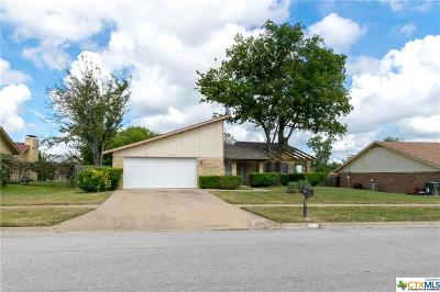 Killeen Single Family Home For Sale: 4501 Whitmire