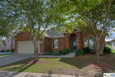 Schertz Single Family Home For Sale: 3712 Pebble Beach